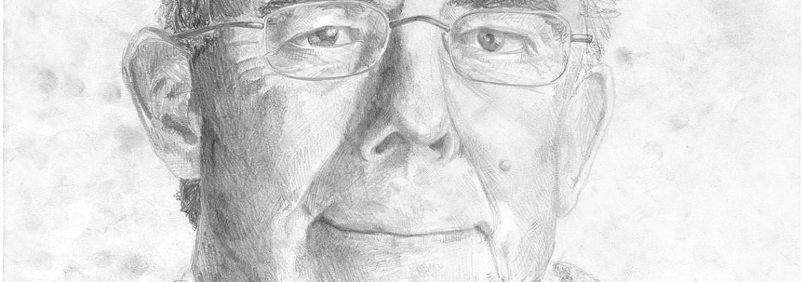 Portrait by John Dudasko '15